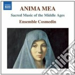 Anima mea (musica sacra del medioevo) cd musicale di Hildegrad von bingen