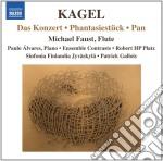 Das konzert, phantasiest�ck, pan cd musicale di Mauricio Kagel