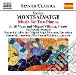 Musica per pianoforte, vol.3: musica per cd musicale di Xavier Montsalvatge