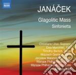 Messa glagolitica, sinfonietta cd musicale di Leos Janacek