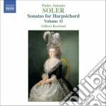 Sonate per clavicembalo (integrale) vol. cd musicale di Antonio Soler
