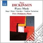 Musica per pianoforte cd musicale di Peter Dickinson