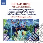 Guitar music of argentina, vol.2 cd musicale