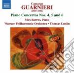 Concerto per pianoforte n.4, n.5, n.6 cd musicale di Camargo Guarnieri