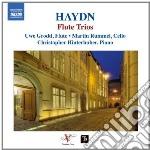 Trii con flauto hob. xv:16-18 cd musicale di Haydn franz joseph
