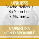TRANSCRIPTIONS PER VIOLINO E PIANO cd musicale di Jascha Heifetz