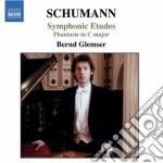Studi sinfonici op.13, fantasia op.17 cd musicale di Robert Schumann