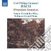 Sonate prussiane wq48 cd