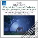 Opere per orchestra, vol.7: fantaisie pe cd musicale di Claude Debussy
