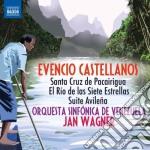 Santa cruz de pacairigua, el r�o de las cd musicale di Evencios Castellanos