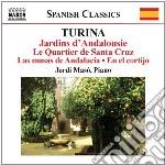 Turina Joaquin - Musica Per Piano Vol.8 cd musicale di Joaquin Turina