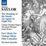 Hunting of the snark cd musicale di Maurice Taylor