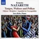 Tanghi, valzer e polche cd musicale di Ernesto Nazareth