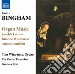 Judith Bingham - Musica Per Organo cd musicale di Judith Bingham