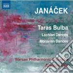 Taras bulba, danze di lachi, danze morav cd musicale di Leos Janacek