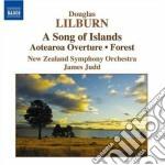 Opere orchestrali cd musicale di Douglas Lilburn
