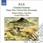 Sonata per clarinetto, trio con pianofor cd musicale di Arnold Bax