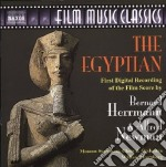 The egyptian (ricostruzione di j.morgan) cd musicale di Bernard Herrmann