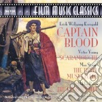 Captain blood cd musicale di Korngold erich wolfg