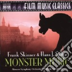 Monster Music cd musicale di Salter & skinner