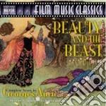 La bella e la bestia cd musicale di Georges Auric