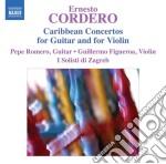 Concerti caraibici (per chitarra, violin cd musicale di Ernesto Cordero
