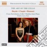 Grand sonata per violoncello e pianofort cd musicale di Hummel johann nepomu