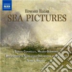 Sea pictures op.37, the music makers op cd musicale di Edward Elgar