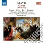 Gioas (oratorio) cd musicale di Simon Mayr