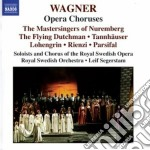 Wagner Richard - Cori Dalle Opere cd musicale di Richard Wagner
