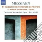 Et exspecto resurrectionem mortuorum, le cd musicale di Olivier Messiaen