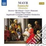 Samuele (oratorio) cd musicale di Simon Mayr