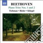 Trii con pianoforte op.2, allegretto woo cd musicale di Beethoven ludwig van