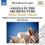 Angels in the architecture - american mu cd musicale di Miscellanee
