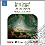 At the opera cd musicale di Hummel johann nepomu