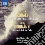 Kodaly - Dances Of Galanta cd musicale di Zoltan Kodaly