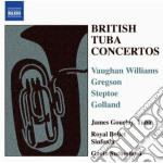 British tuba concertos cd musicale