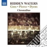 Hidden waters - the raw and the cooked, cd musicale di Stephen Goss
