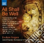 All shall be well (antologia di musica c cd musicale di Miscellanee