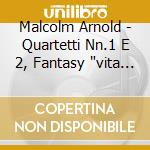 String q.1 & 2 cd musicale di ARNOLD SIR MALCOLM