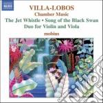 Musica da camera cd musicale di Villa lobos heitor