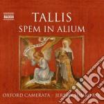 Spem in alium, salve intemerata (messa e cd musicale di Thomas Tallis