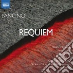 Requiem cd musicale di Thierry Lancino