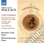 Wallace William Vincent - Celtic Fantasies cd musicale di Wallace william vinc