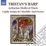 Tristan's harp: arthurian medieval music cd musicale di Miscellanee