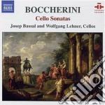 Sonata per 2 violoncelli g5, g74, cd musicale di Luigi Boccherini