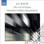 L'arte della fuga cd musicale di Johann Sebastian Bach