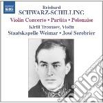 Musica per orchestra vol.2 - concerto pe cd musicale di Re Schwarz-schilling