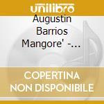 Guitar music 3 09 cd musicale di Agustin Barrios