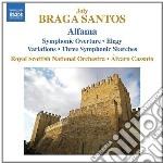 Elegia in memoria di vianna da motta, ov cd musicale di Braga santos joly